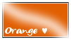 Orange Stamp by BlazingSnow