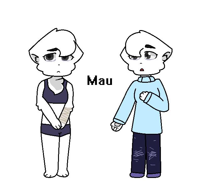 Mau (ref) 2018 by SkyMeowCute