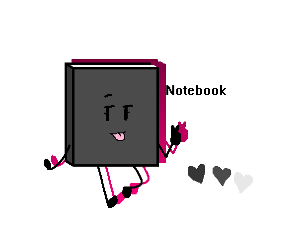 Notebook by SkyMeowCute