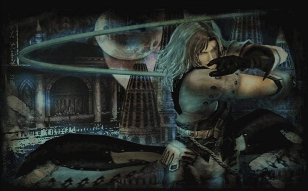 Trevor Belmont (Curse of Darkness Credits Art 5) by DevilartDono