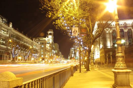 Calle de Alcala by esperanzamarchita