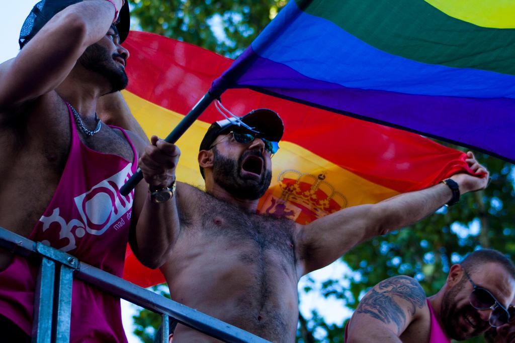 Chat Gay Madrid Room