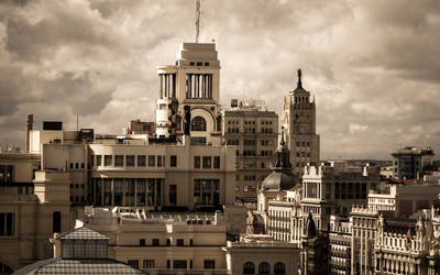 Oh, Viejo Madrid by esperanzamarchita
