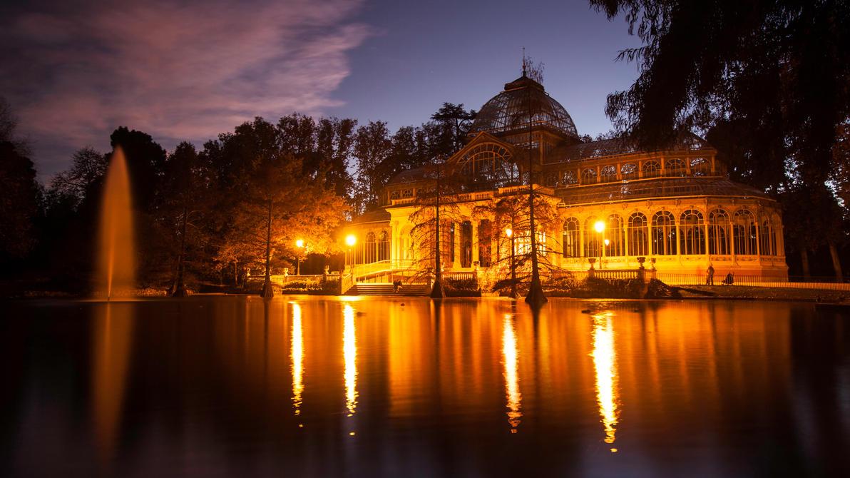 Palacio de Cristal by esperanzamarchita