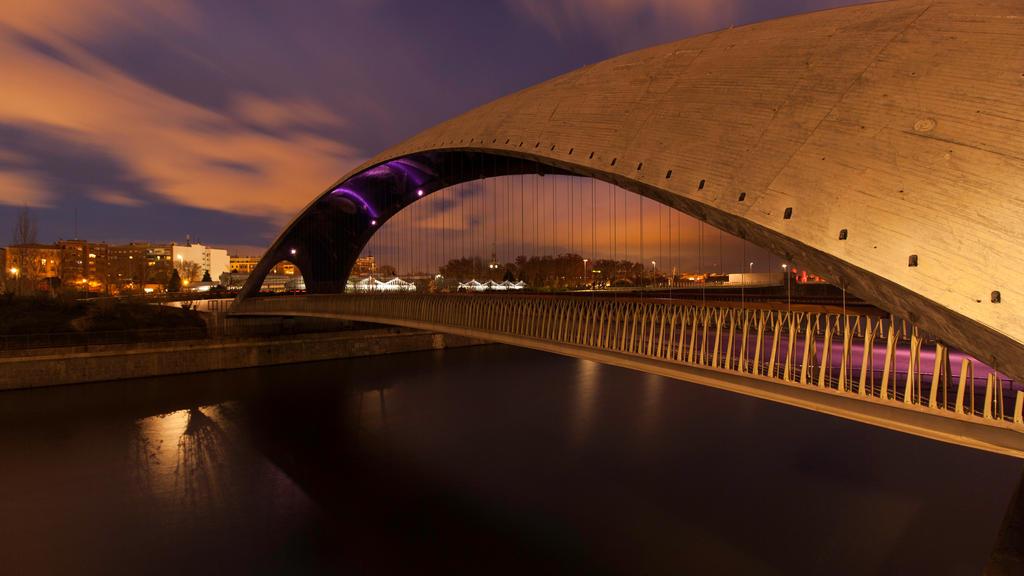 Puente del Invernadero by esperanzamarchita