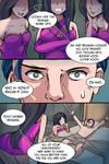 Karma_Page 1 [commission] by meowwithme
