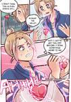 Nathaniel's Dilemma: page 2 [NicoH commission]