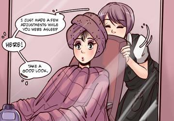 K-Vice: Page 32 [Milda7 rework] by meowwithme
