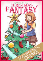 Christmas Fantasy Omake by meowwithme