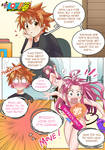To-Love-Ru: Double Trouble Page 1