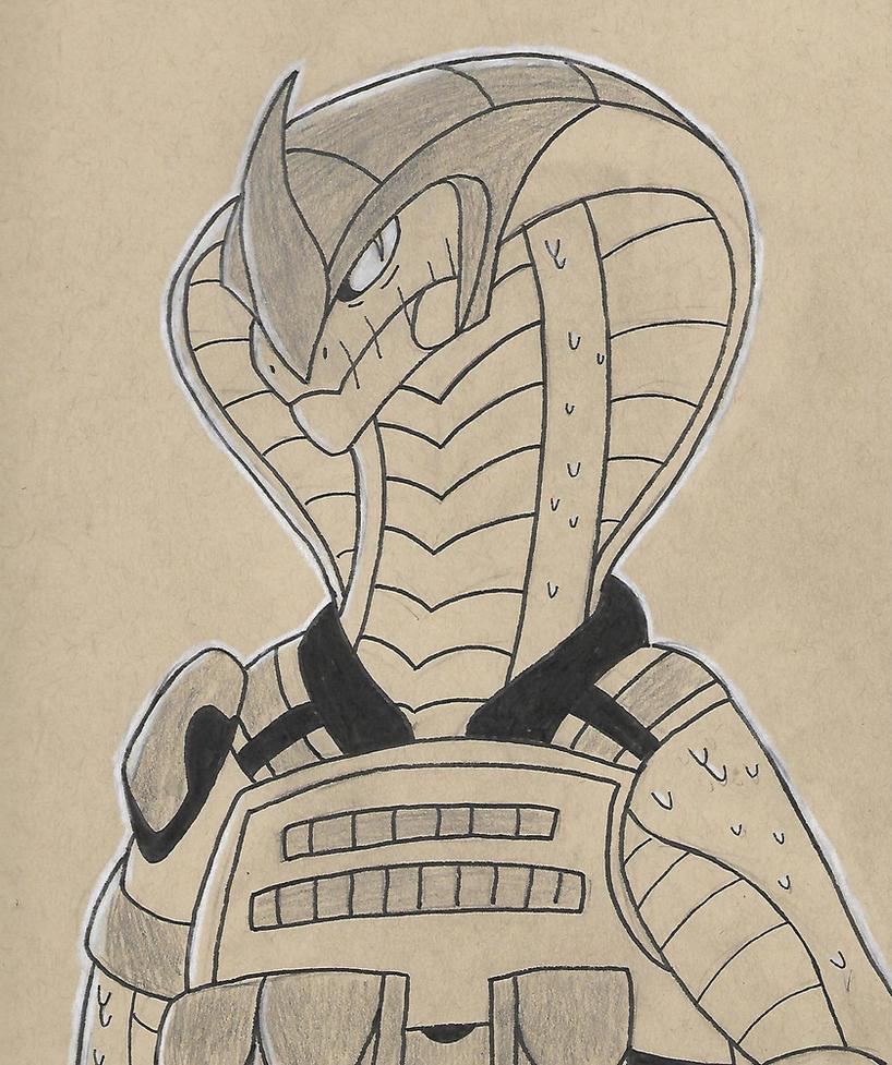 XCOM 2 Viper Defector By Saltheili