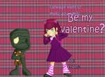 amumu and annie - be my valentine?