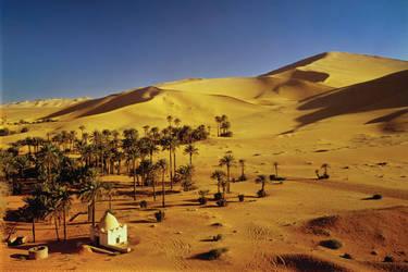 Sahara Algeria by Man-Of-World