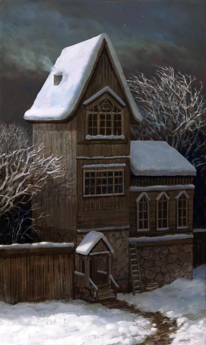 Dom by Atenebris