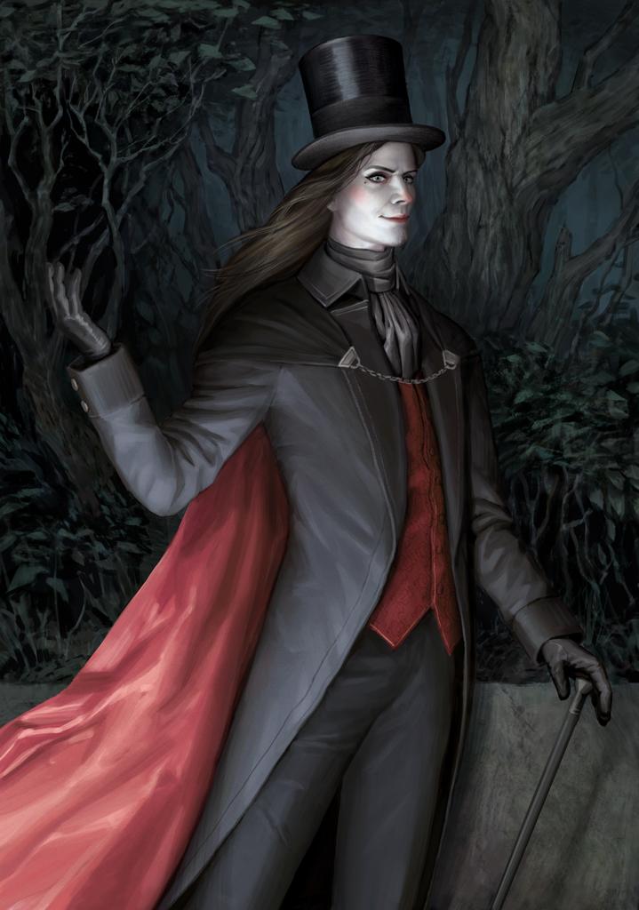 Portrait of Rascal by Atenebris
