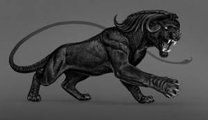 black manticore