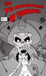 TG adventures of frankenjim E2 cover by chaos-07