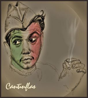 Cantinflas by fallenskillz