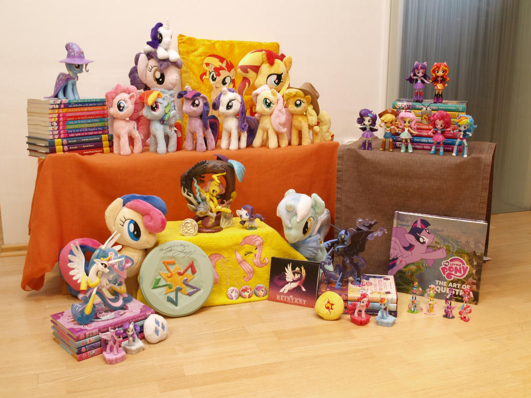 My Little Pony Collection by MarcterChief
