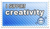 Support Creativity by Putri-984