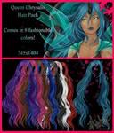 Queen Chrysalis Hair Instant