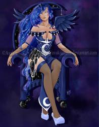 Princess Luna Big Art by AvakiaIMVU