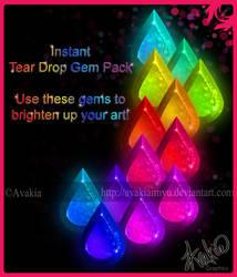 Tear Drop Instant by AvakiaIMVU