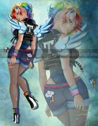 Rainbow Dash by AvakiaIMVU