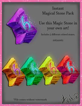 Magic Stone Addon