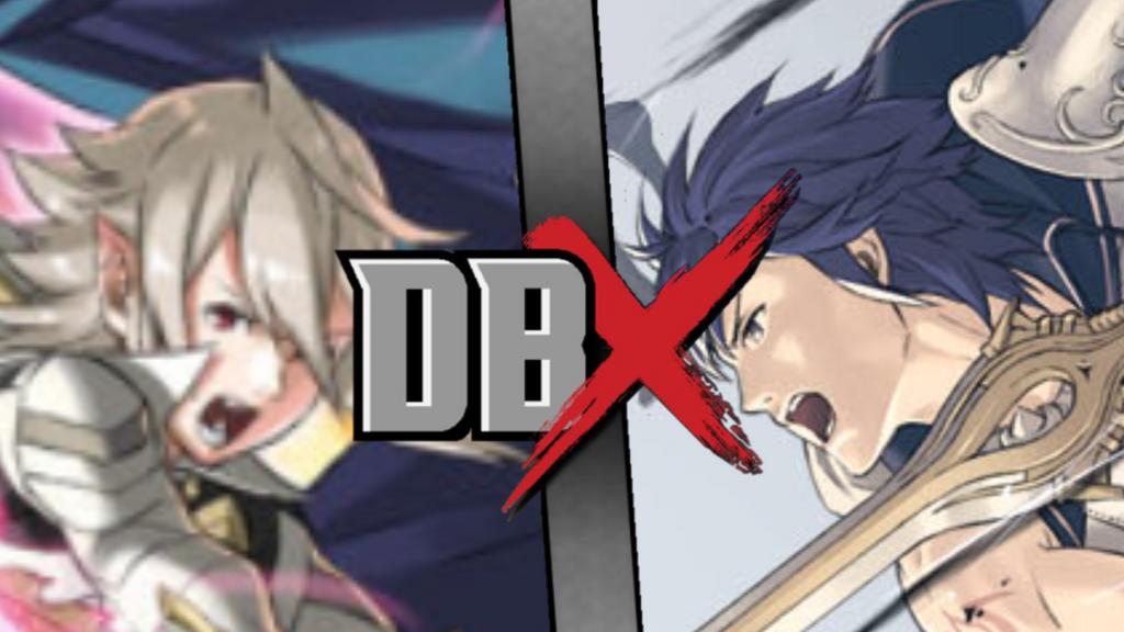 DBX CLAIM: Corrin vs Chrom by HeroOfTheEmblem