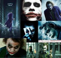 The Joker by amera54
