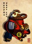 Pandaren Monk color.