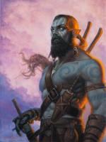 Blademaster by Greg-Opalinski
