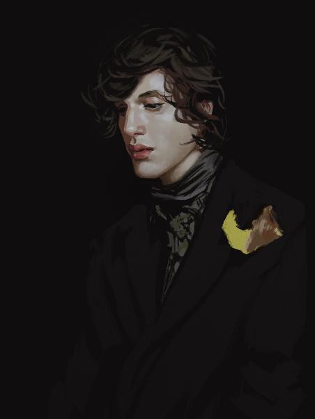 Quick portrait by Greg-Opalinski