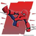 Spider-man MCU Chibi