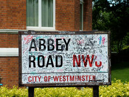 Abbey Road by laughcrylive
