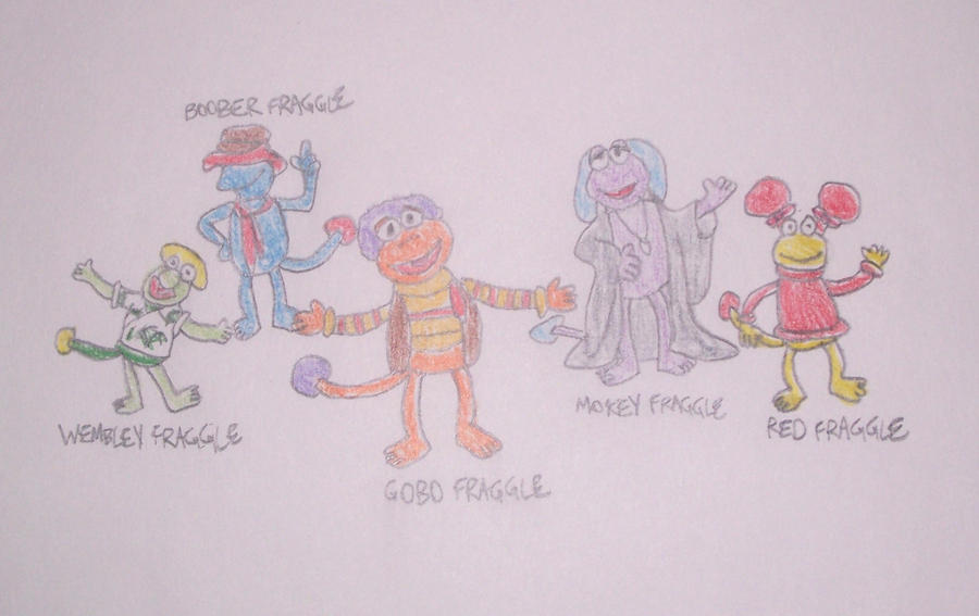 Fraggle Rock by ChipmunkRaccoon2