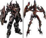 Megatronus the Fallen - Past and Future