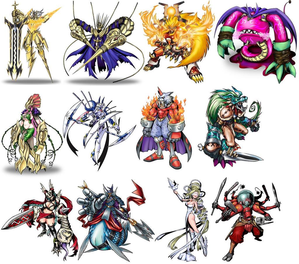 Digimon world ds digivolution guide