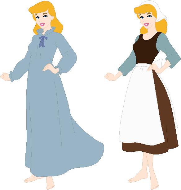 Barefoot Cinderella Chipmunkraccoonoz Deviantart