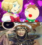 Rita Repulsa's Reaction to SteamyShipping