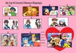 My Top 10 Favorite Pokemon Shippings