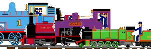 Number 1s of the Railways of Sodor
