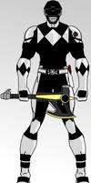Black Jedi Ranger