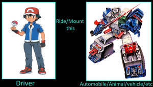 What if Ash piloted Fortress Maximus?
