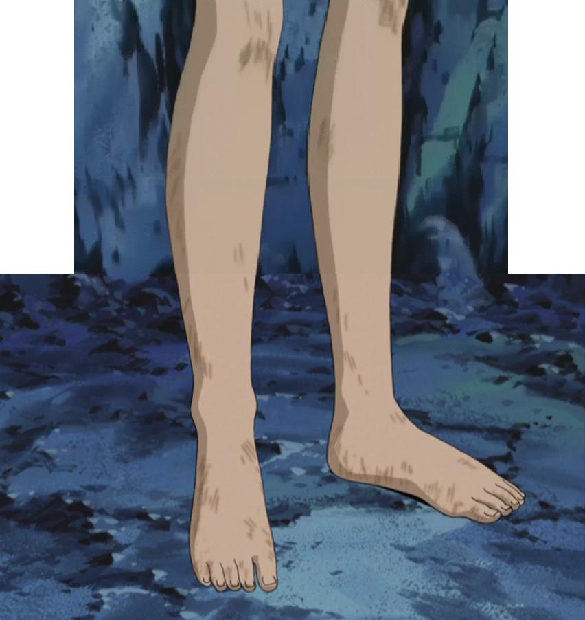 Elie\'s legs and feet by ChipmunkRaccoonOz on DeviantArt