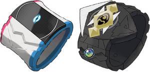 Jacob's Z-Power Ring + Dynamax Band - Pokemon-ASBA