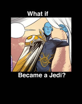 What if Zordon Became a Jedi?