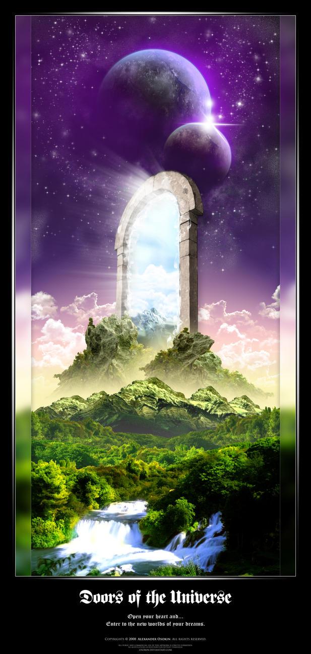 Door of the Universe by Osokin