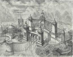 Eriadeion by Osokin